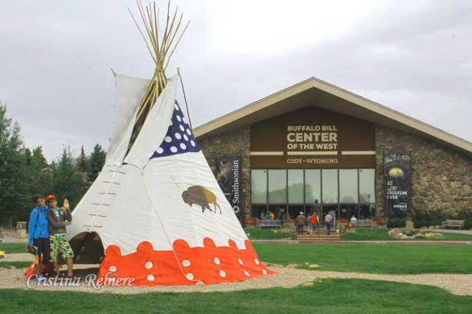 Grand Ouest Américain, ville de Cody, Buffalo Bill Center of the West