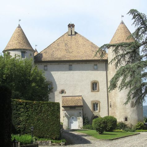 château Avully - blog-travel.voyage